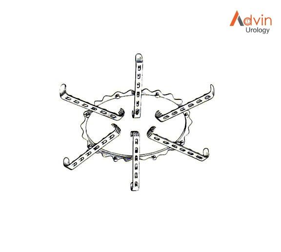 www.advinurology.com  Turner warwick ring retractor is also called as Turner Warwick Retractor, Ring Retractor, Urological Retractor. Turner warwick ring retractor comes along with 6 blades and J Needle SET.