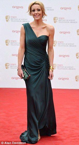 Bafta nominee Suranne Jones