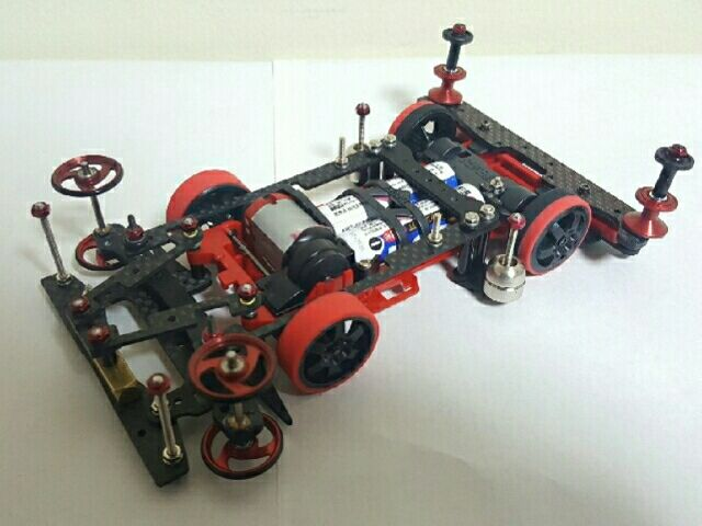 久々の正転S2です(´▽`) 3/12  HB広島 MINI 4WD RACE 無差別クラス 3位(1位はグッチさん) HB広島 MINI 4WD RACE S2限定クラス 優勝