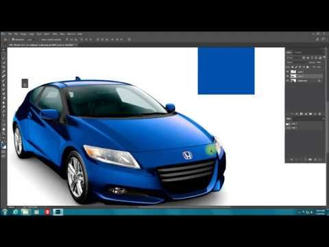 Bon Photoshop #color #correction Tutorial. #Car #Photo #Editing.