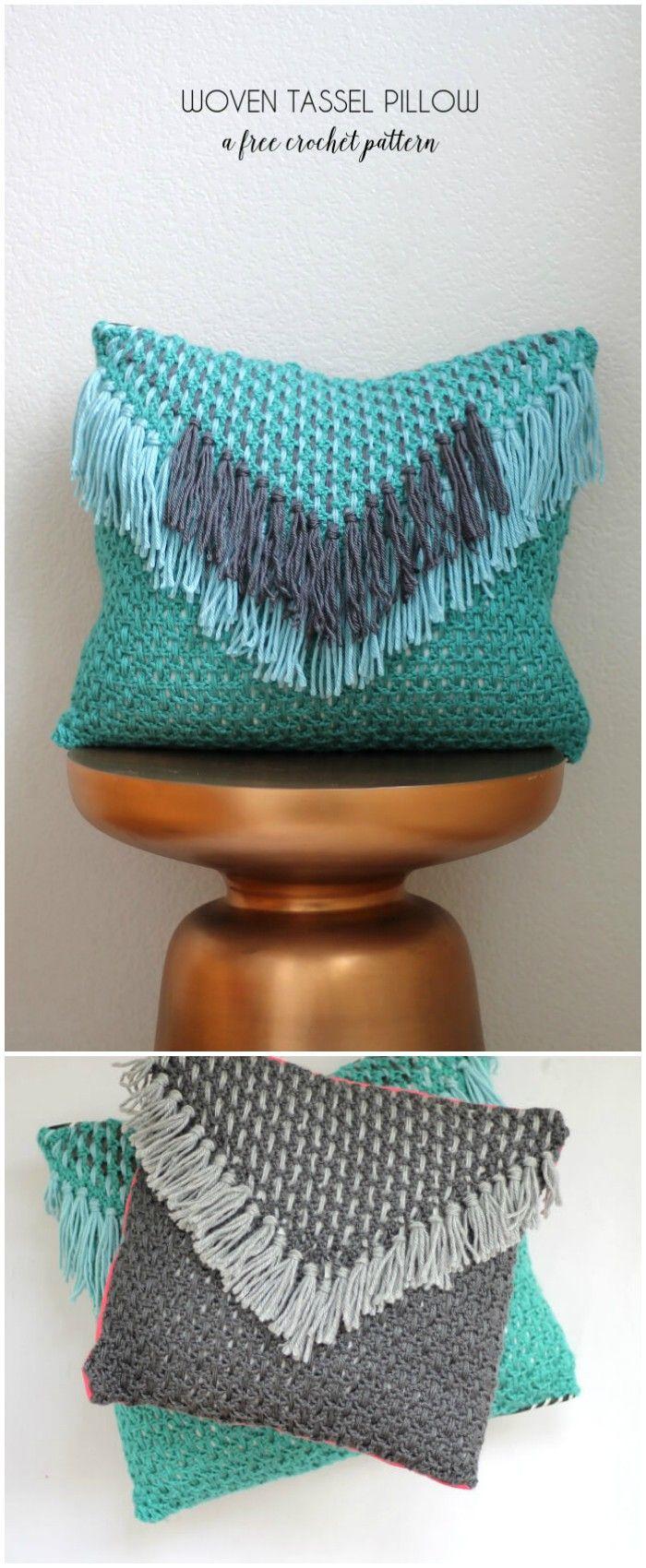 Best 25 crochet pillow ideas on pinterest crochet pillow free crochet pillow patterns to brighten up your home bankloansurffo Choice Image