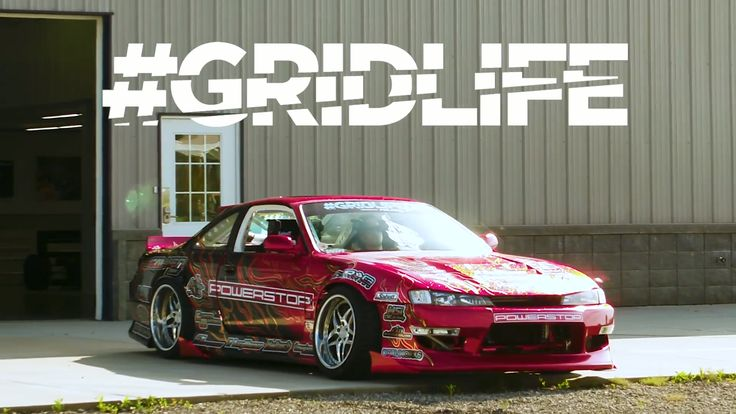 Our guy Ryan Litteral from Formula D revealing his oldbut