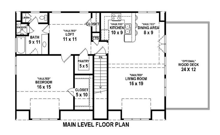 30 best images about apartment on pinterest 2nd floor for In law apartment plans