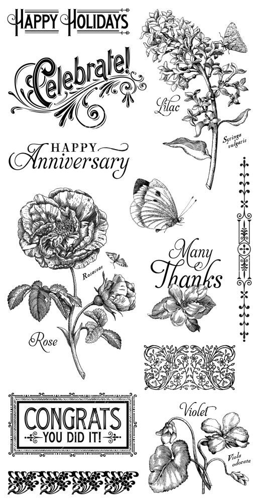 Graphic.45.Time.To.Flourish.-.Calendar.-.31.of.36.-.Cling.Stamp.2