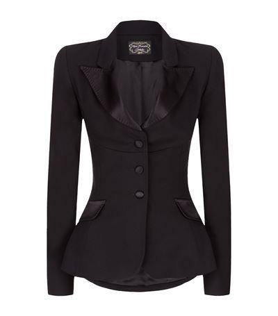 Agent Provocateur Soirée Billy Jacket in Black available to buy at Harrods. Shop Agent Provocateur lingerie online & earn reward points. Free UK Returns.