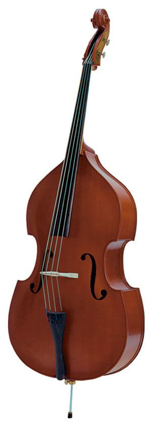 Enrico Student Plus Bass Outfit 3/4 - BC Wholesalers Affordable Student Laminate Double Bass