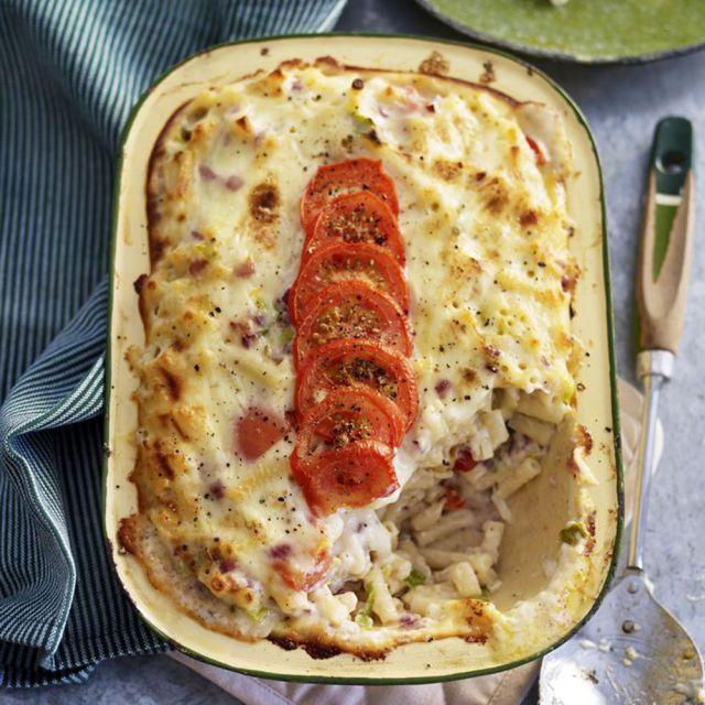 how to make macaroni and tomatoes