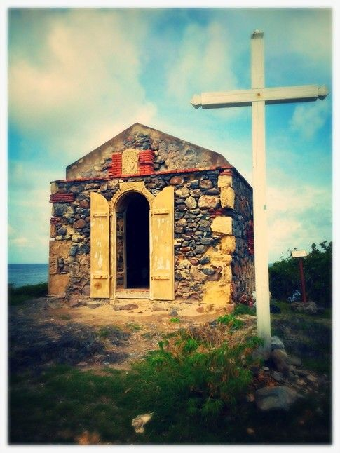 Chapelle grand macabou - marin- #martinique