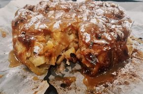 Μηλόπιτα σουφλέ από την Αργυρώ Μπαρμπαρίγου | Δείτε τη συνταγή μου για αέρινη μηλόπιτα σαν σουφλέ, πλούσια σε φρούτα και super foods