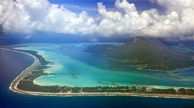 Sällskapsöarna, Franska Polynesien