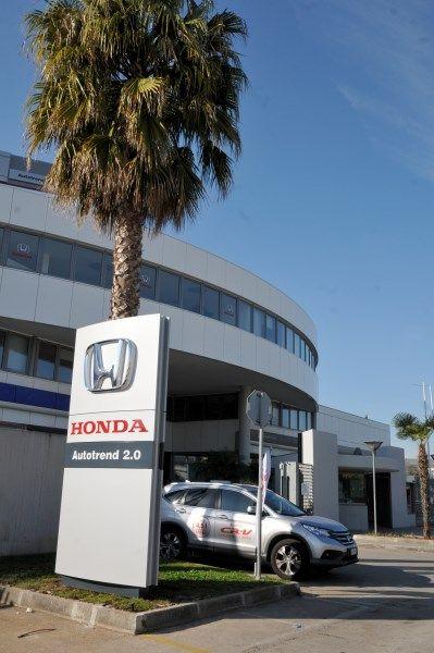 Show room Honda Autotrend 2.0