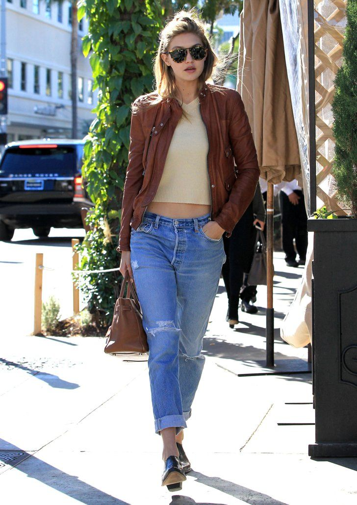 Gigi Just Elevated Her Casual Look With This 1 Must-Have Item