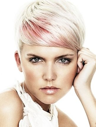 light pink highlights | Blonde color has made huge comeback and now is uber popular among ...
