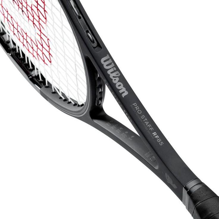 Wilson Pro Staff RF85 Racquet | Wilson Tennis