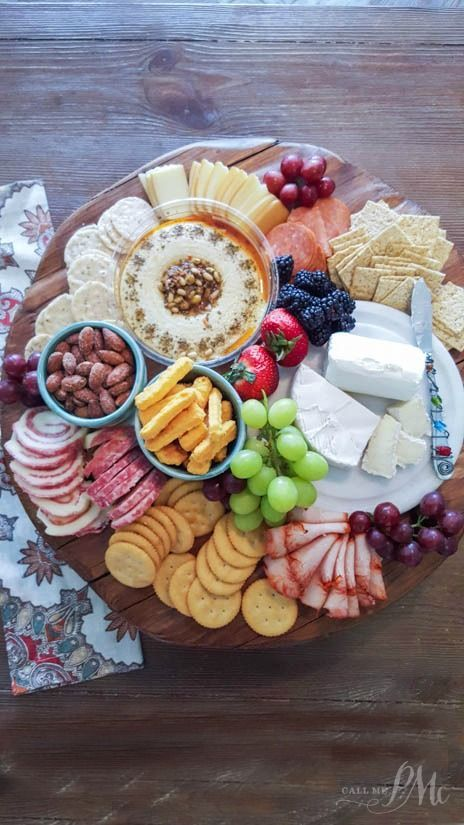 How to Assemble a Charcuterie Platter. A Charcuterie platter is an easy and elegant way to entertain especially if you have last minute guests without much time to cook anything.