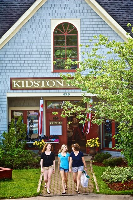 Lots of lovely and unique little shops in Baddeck! #capebreton #baddeck #shopping #souveniers   http://www.cbisland.com/experiences/crafts-a-gifts/gift-shops
