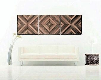 Image result for wood wall art