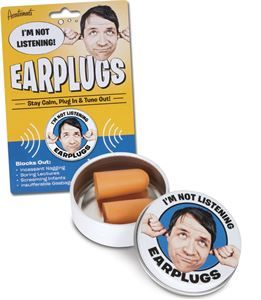 Earplugs are an essential part of the Highly Sensitive Person Survival Kit! #hsp #highlysensitivepeople