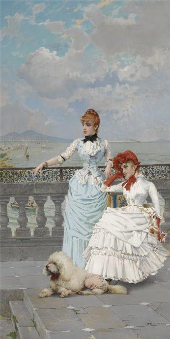 Vittorio Matteo Corcos (1859 - 1933)