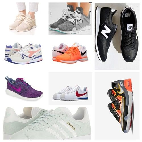 Athletic shoes! #ssCollective #ShopStyleFestival #summerstyle #ShopStyleCollective #ootd #mylook #currentlywearing #MyShopStyle #springstyle #wearitloveit #getthelook #todaysdetails #lookoftheday