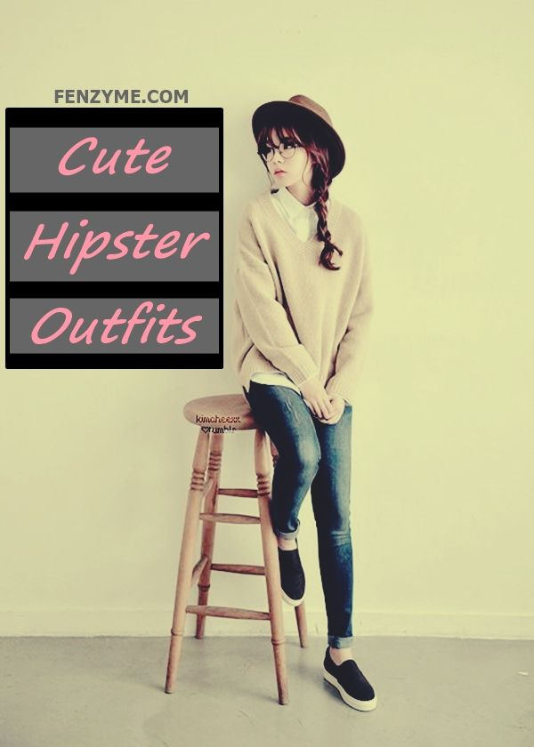 Cute Hipster Outfits (1)