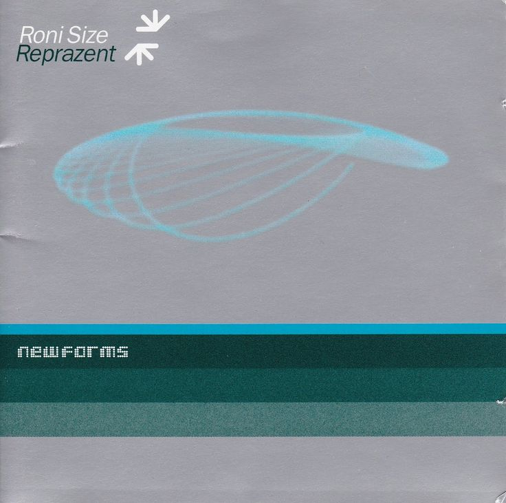 RONI SIZE / REPRAZENT  -  New Forms  Disc 1  ( Full Album )