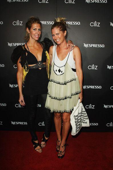 Heidi Middleton & Sarah-Jane Clarke