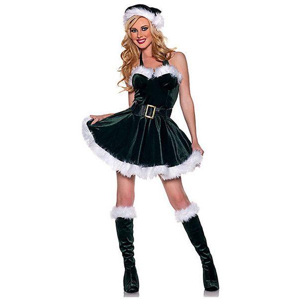 10  ideas sobre Womens Santa Costume en Pinterest - Disfraces de ...