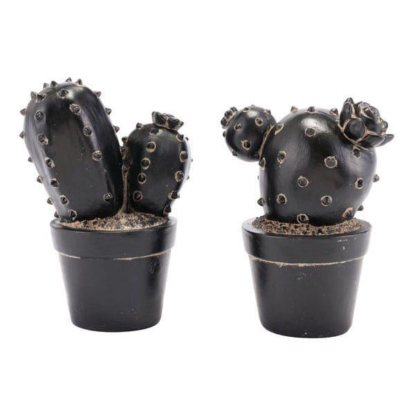 Peyote Cactus Black (Polyresin)