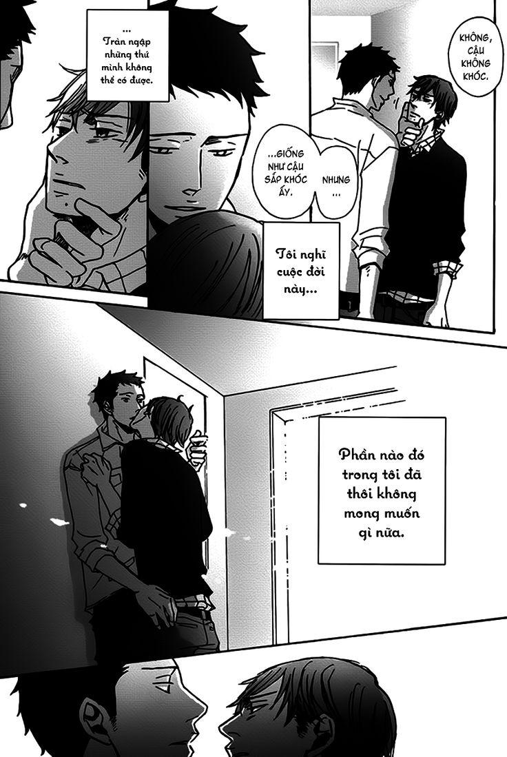 Trang 39 - Dù Thế Nào Em Vẫn Yêu Anh--3--[ShuShi Group] (- Yoneda Kou) - Truyện tranh Gay