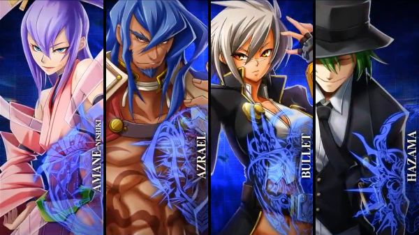 how to play blazblue crosstag
