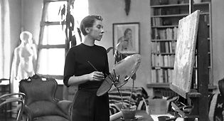 Tove Jansson, the creator of the moomins