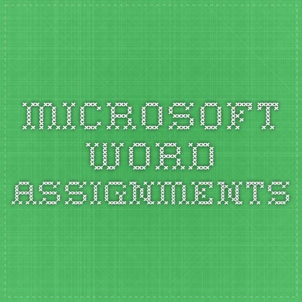 20 best Microsoft Word, Excel, \ PowerPoint Activities images on - degrees in microsoft word