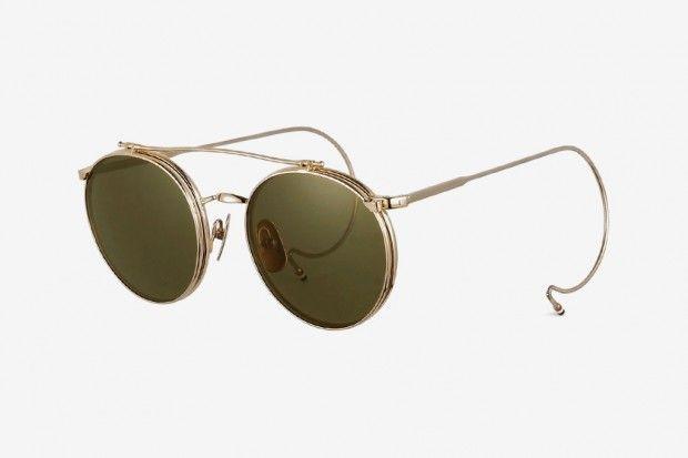 Thom Browne x Dita - 2012 Spring/Summer Eyewear