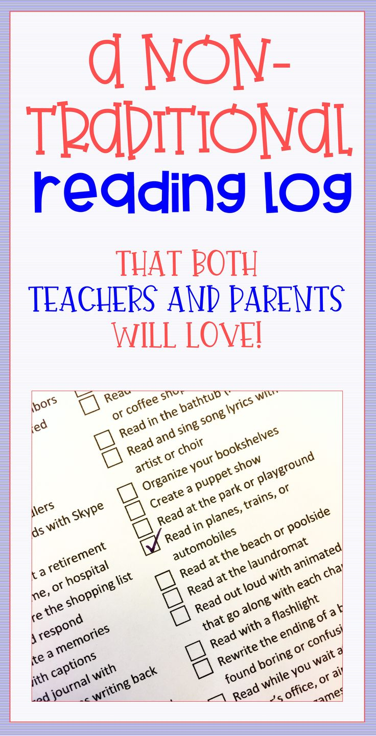 A FREE unique reading log and parent letter that makes reading fun again! If you have a love/hate relationship with reading logs, this is one that teachers, parents, and kids can all happily get on board with!