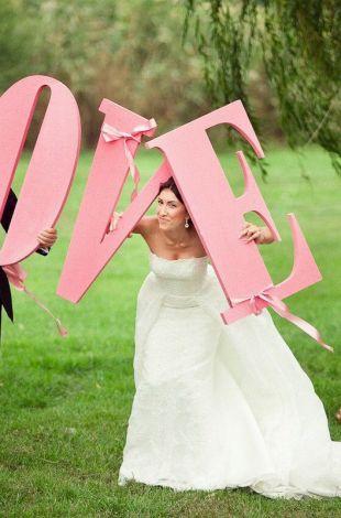 Буквы на свадьбу: купить объемные свадебные буквы для фотосессии, фото надписей имен жениха и невесты | Дом свадьбы