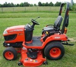 Kubota BX2360 Tractor Workshop Repair Service Pdf Manual