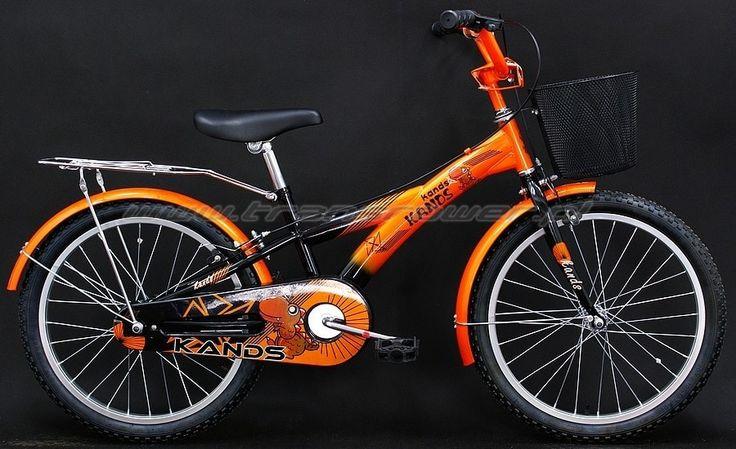 [1-16″] Велосипед для детей KANDS SMOCZEK