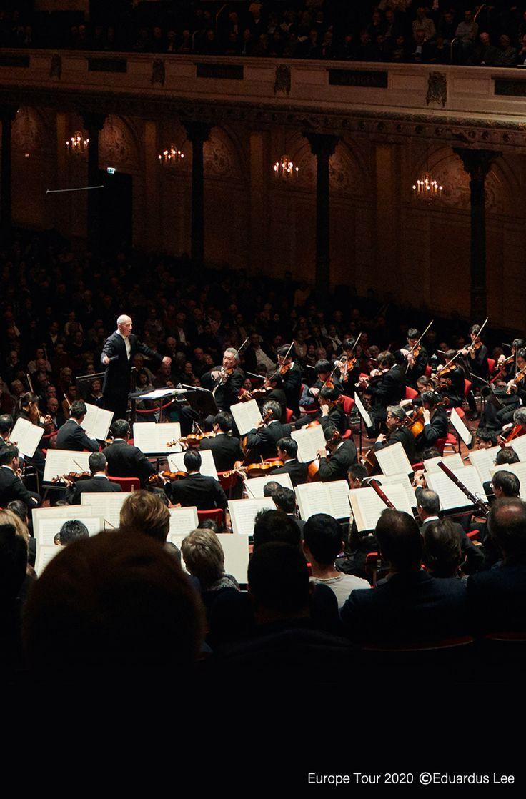 NHK Symphony Orchestra, Tokyo in 2020 Symphony, Symphony