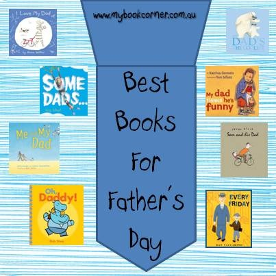 Best Picture Books For Father's Day