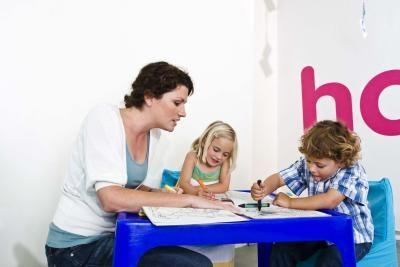 Formas de evaluar el aprendizaje preescolar   eHow en Español