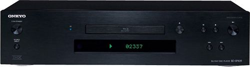 Onkyo - Smart 3D Blu-ray Player