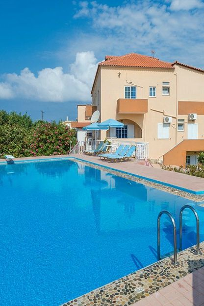 Choose Eleana Apartments for your holidays in Stavros village, Chania #crete #travel #vacation