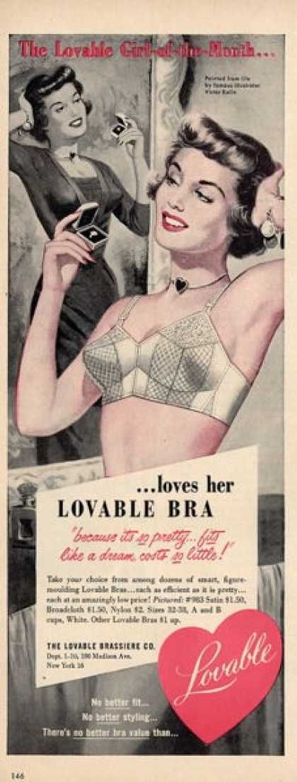 Vintage Ads 1950S | Vintage Clothes/ Fashion Ads of the 1950s (Page 31)