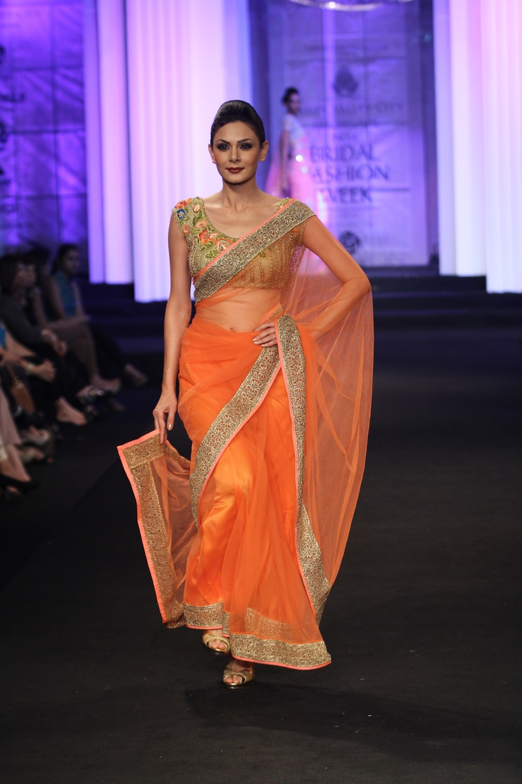 Pallavi Jaikishan Couture Collection at India Bridal Fashion Week