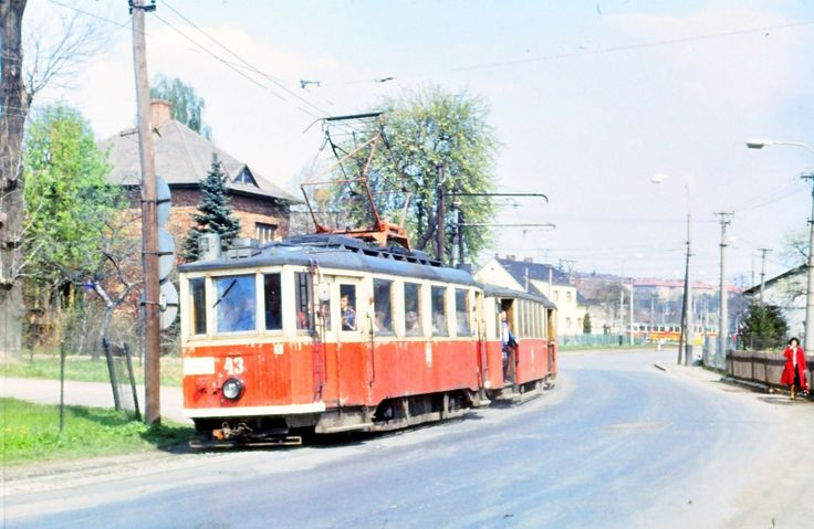 Linka č.5 1985
