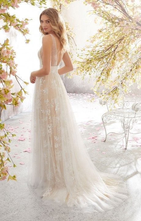 86f5c837b9c Mori Lee Bridal 6896 Wedding Dress - Part of the Voyage collection
