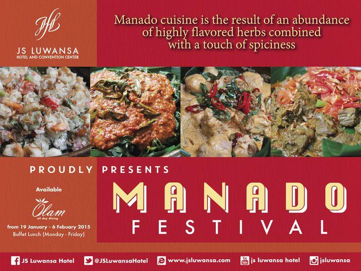 Manado Festival  #foodpromo #manado #jsluwansa