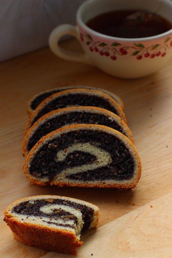 Makowiec- Polish Poppy Seed Bread