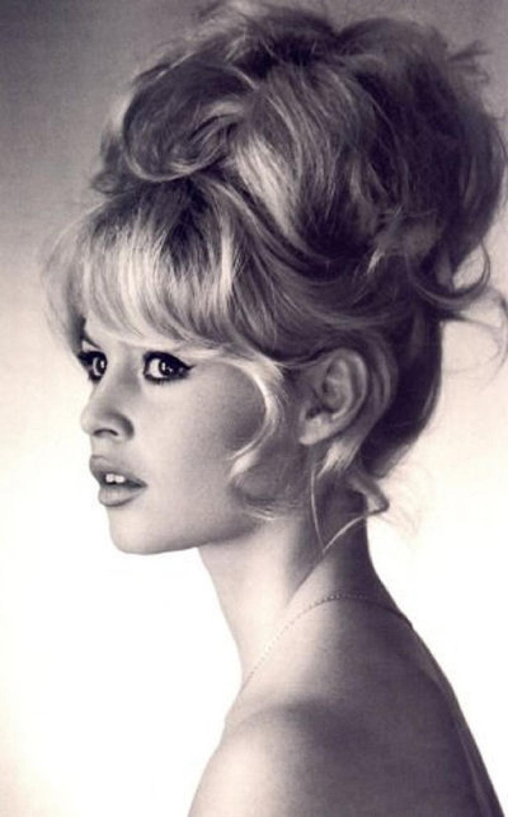 Brigitte Bardot my new hair do